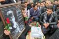 پیکر 2 هنرمند فیلمساز در بانه تشییع شد