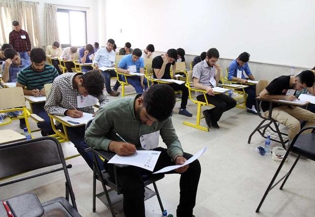 تعداد داوطلبان کنکور در هندیجان هفت درصد رشد کرد