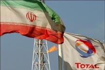 توتال برای معافیت از تحریمهای احتمالی آمریکا علیه ایران تلاش میکند