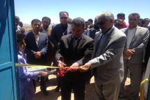 افتتاح 500 طرح عمرانی در دولت یازدهم در شهرستان سربیشه
