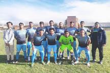 پایان تلخ نمایندگان فوتبال همدان در لیگ دسته سه کشور