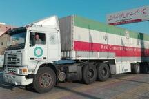 ارسال 400 تخته چادر از اردبیل به زلزله زدگان کرمانشاه
