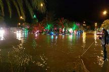هواشناسی از احتمال جاری شدن سیلاب در خور و بیابانک هشدار داد