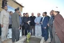 بهره برداری از طرح آبرسانی به ۲۸ خانوار روستایی شهرستان دلفان