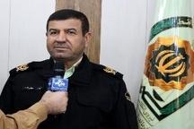 آماده باش پلیس خوزستان برای تامین نظم و امنیت مناطق سیلزده