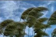 هشدار هواشناسی نسبت به خسارت ناشی از وزش باد شدید در خراسان جنوبی