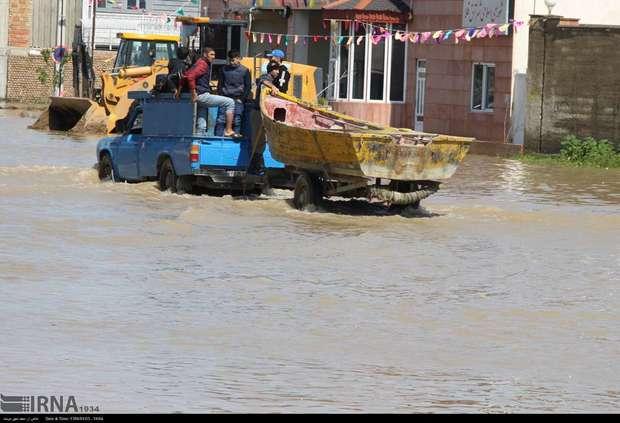 دستور فرمانده سپاه بر تسریع امدادرسانی به استانهای سیلزده