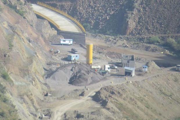 احداث جاده قزوین-کلاچای وارد فاز جدید عملیاتی شد