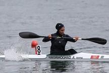 سه مدال آسیایی افتخاری دیگر از برترین قایقران تاریخ ورزش همدان