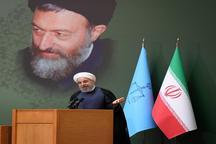رئیس جمهور روحانی: حق نداریم آبروی مردم را بریزیم یا بدون ادله کافی کسی را احضار یا جلب کنیم