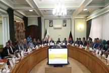 افغانستان در صدد توسعه روابط تجاری با ایران است