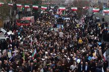 رویش دوباره انقلاب در قبله تهران