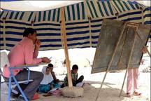 یکصد مدرسه برای دانش آموزان عشایر خوزستان نیاز است