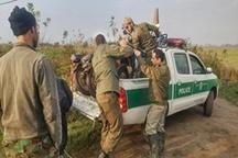 کشف هزار و 730 ادوات شکار از شکارچیان متخلف گیلان در دو ماه اخیر | تصاویر