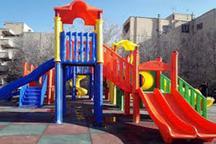 تجهیزات پارک های چهارمحال و بختیاری استاندارد نیست