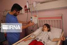 ماهانه ۱۲۰ کودک در بیمارستان شیروان بستری میشوند