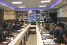 اولین جلسه ستاد دهه فجر چهارمحال و بختیاری تشکیل شد