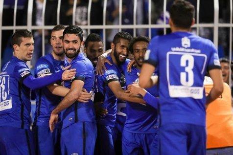 غیبت 4 بازیکن الهلال در دیدار با استقلال