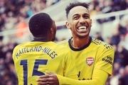 پیروزی آرسنال با گل اوبامیانگ در هفته نخست لیگ جزیره