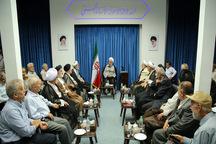 اجرای عدالت از اصول اساسی جامعه اسلامی است