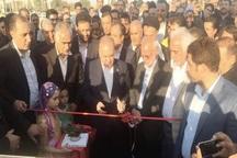 استادیوم پنج هزار نفری فوتبال ملارد افتتاح شد