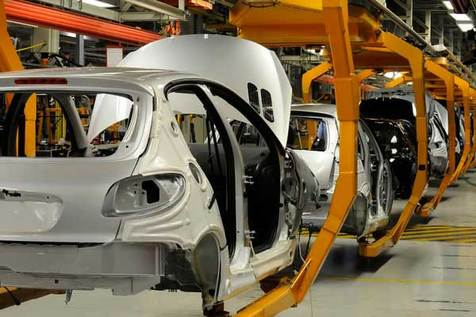 صنعت خودرو ایران پیشران است