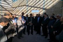 استاندار خراسان جنوبی از کارخانه شیر نهبندان بازدید کرد