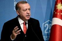 اردوغان: اقدام آمریکا «اشتباه بزرگ» است