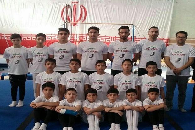 9 ژیمناستیک کار ارومیه ای به اردوی تیم ملی دعوت شدند