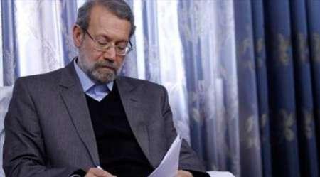 علی لاریجانی درگذشت پدر شهیدان محمدزاده را تسلیت گفت