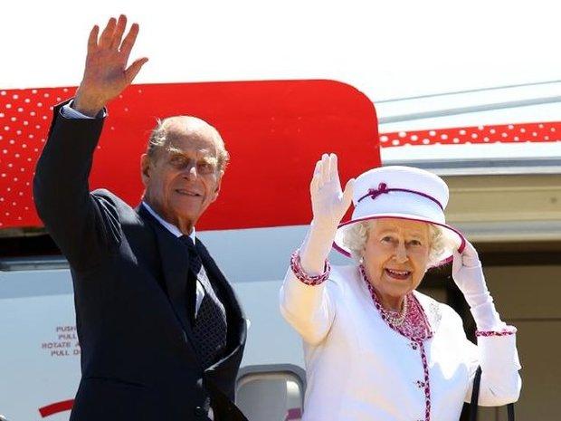 نشست فوری خاندان سلطنتی انگلیس