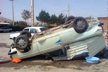 سوانح رانندگی همدان 2 کشته برجا گذاشت