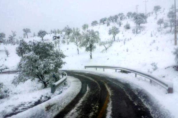 هواشناسی نسبت به ورود توده هوای سرد به قزوین هشدار داد