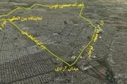 شهرک صنعتی توس و پارک علم و فناوری خراسان ۷۵۰ هکتار توسعه می یابند