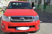 دستگیری سارق خودرو در کرمان توسط پلیس خاش