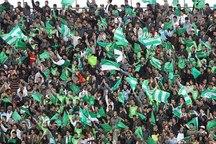 حاشیه های دیدار تیم های فوتبال ذوب آهن و استقلال