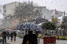باران و برف آذربایجان شرقی را فرا می گیرد