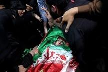 پیکر مطهر یکی از شهدای اقدام تروریستی مجلس شورای اسلامی فردا وارد اسدآباد می شود
