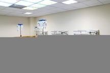میانگین تخت های بیمارستانی در جنوب کرمان 4.5 دهم است