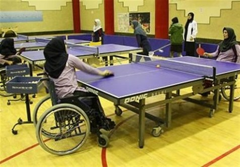 بانوان تهرانی، قهرمان تنیس روی میز جانبازان و معلولان شدند