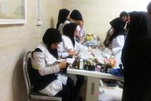 هلال احمر البرز به 62 هزار بیمار خدمات ارائه کرد