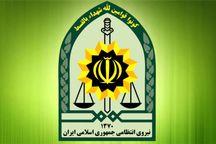 سارق قطعات داخل خودرو در تایباد دستگیر شد