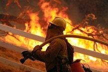 167 نیروی آتش نشانی خرم آباد در حالت آماده باش هستند