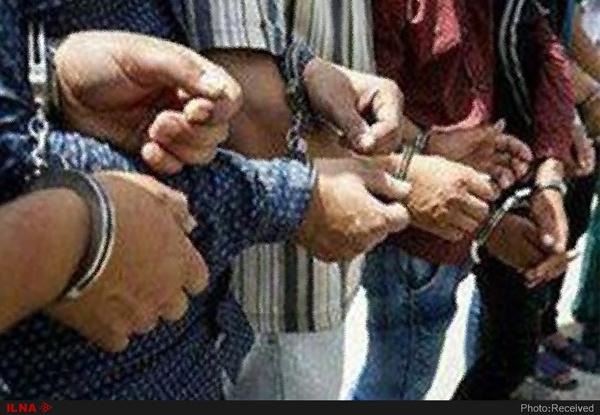 اجرای طرح پاکسازی نقاط آلوده در بهبهان  دستگیری ۱۰ مجرم در این شهرستان