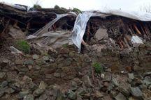سیل 150 واحد مسکونی بخش مرزی جرگلان را تخریب کرد