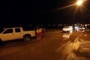 هلال احمر به 46 نفر در سیل و آبگرفتگی کرمان امدادرسانی کرد