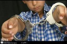 جرم شناسی به دنبال یافتن علت بزهکاری اطفال است