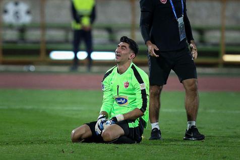 بیرانوند بهترین دروازهبان لیگ قهرمانان آسیا شد