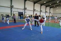 گیلان میزبان دو رویداد تکواندو قهرمانی کشور شد