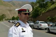 اعلام محدودیتهای ترافیکی آخر هفته در استان البرز